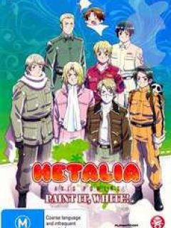 HETALIA AXIS POWERS: PAINT IT, WHITE