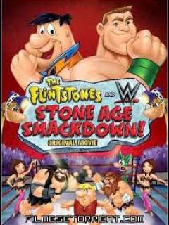 Os Flintstones e as Estrelas do WWE