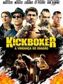 Kickboxer A Vingança do Dragão