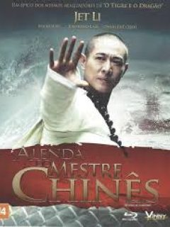 A Lenda do Mestre Chinês