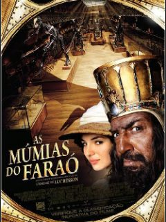 As Múmias do Faraó