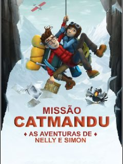 Missão Catmandu: As Aventuras de Nelly e Simon