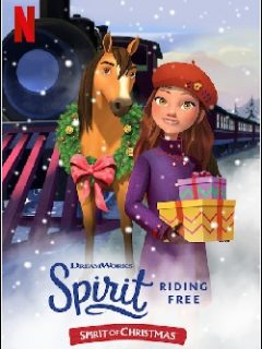 Spirit Riding Free: Espírito do Natal