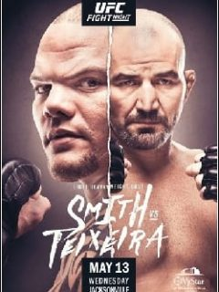 UFC Fight Night 171 – Smith vs. Teixeira